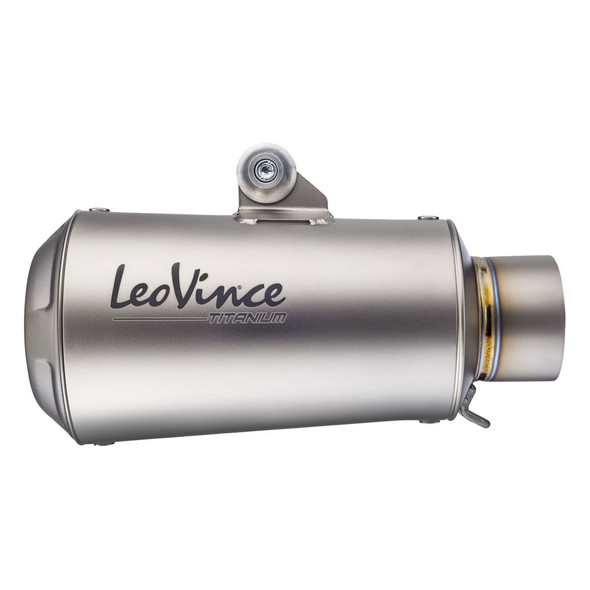 Leo Vince 17-19 Honda CBR 1000RR LV-10 Slip-On Exhaust