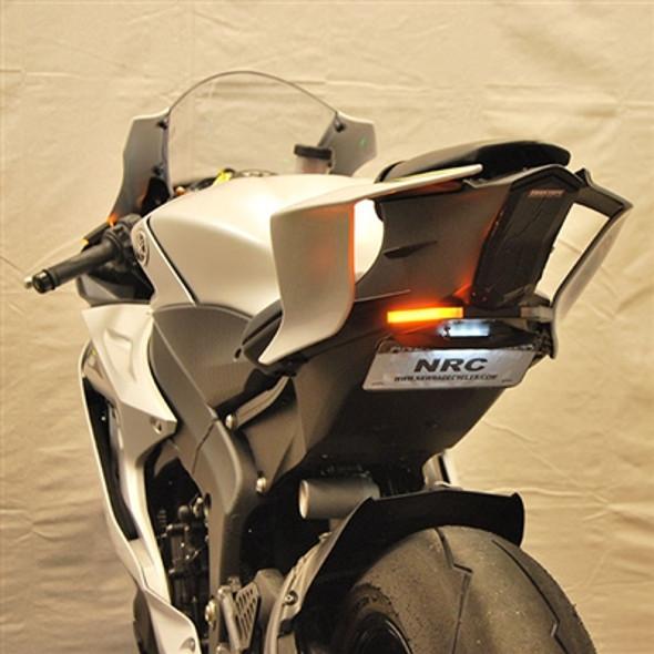 New Rage Cycles LED Fender Eliminator Kit - 17-20 Yamaha R6
