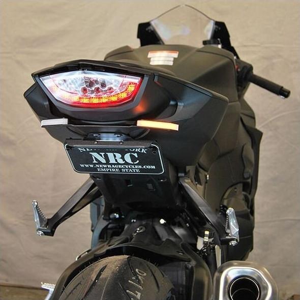 New Rage Cycles LED Fender Eliminator Kit - 17-19 Honda CBR 1000RR