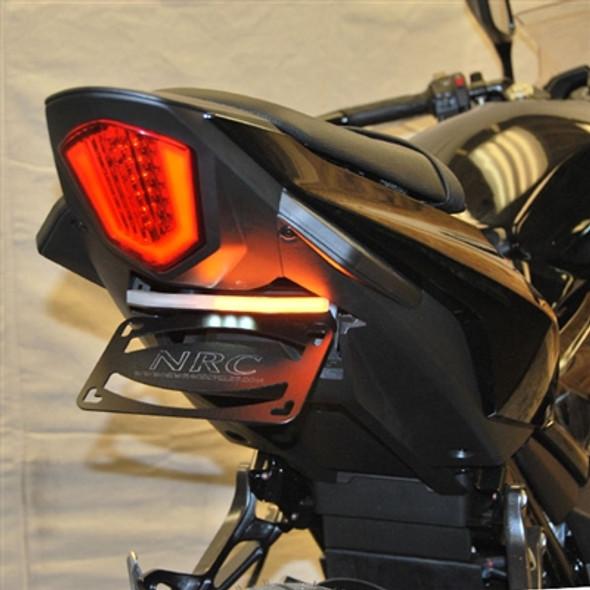 New Rage Cycles LED Fender Eliminator Kit - 18-20 Suzuki GSX 250R