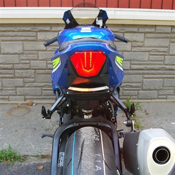 New Rage Cycles LED Fender Eliminator Kit - 17-20 Suzuki GSX-R 1000