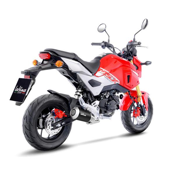 Leo Vince 17-20 Honda Grom LV-10 Full Exhaust