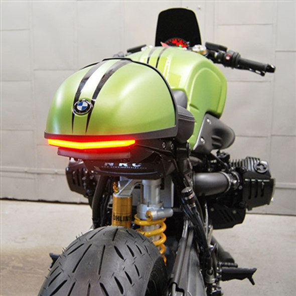 New Rage Cycles LED Fender Eliminator Kit - 15-20 BMW R NineT