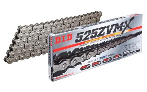 D.I.D. 525 ZVM-X Super Street Chain