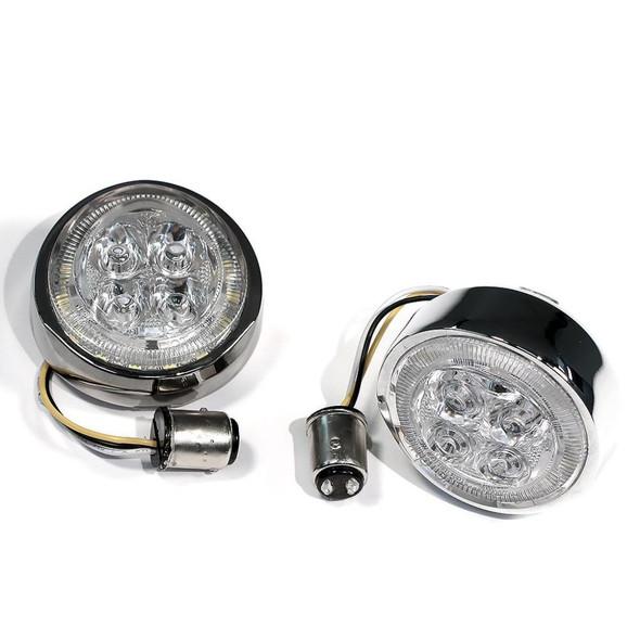 Ciro Fang Front LED Signal Light Inserts