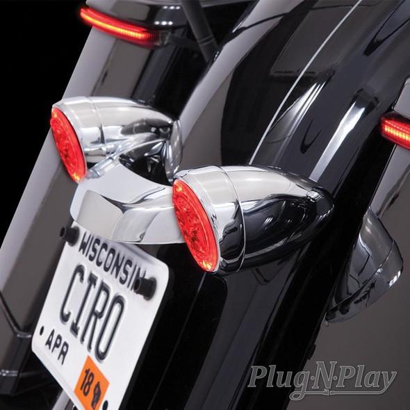 Ciro Fang Rear LED Signal Light Inserts