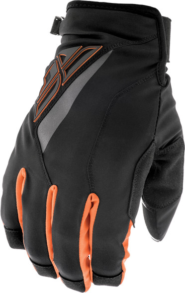 Fly Racing Title Gloves
