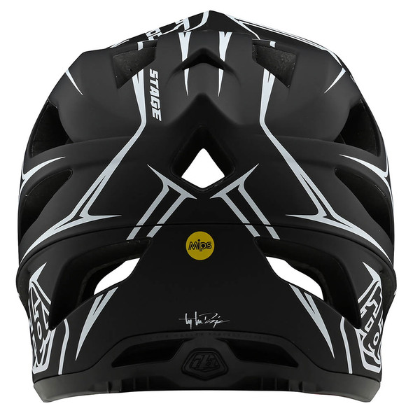 Troy Lee Designs Stage Pinstripe Helmet