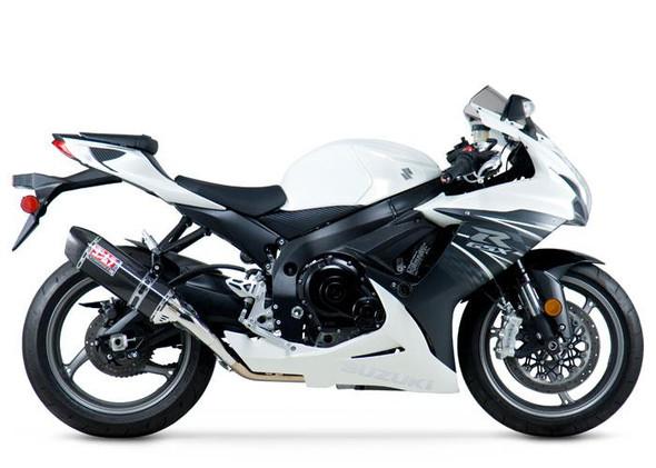 Yoshimura 11-20 Suzuki GSX-R 600/750 - TRC-D Race Full Exhaust - SS/CF/CF
