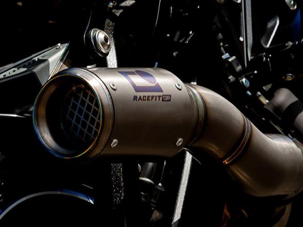 Racefit 15-19 Yamaha R1/M Slip-On Exhaust