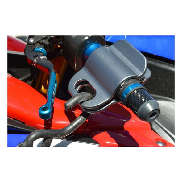 PSR Motorcycle Tie Down Clamps