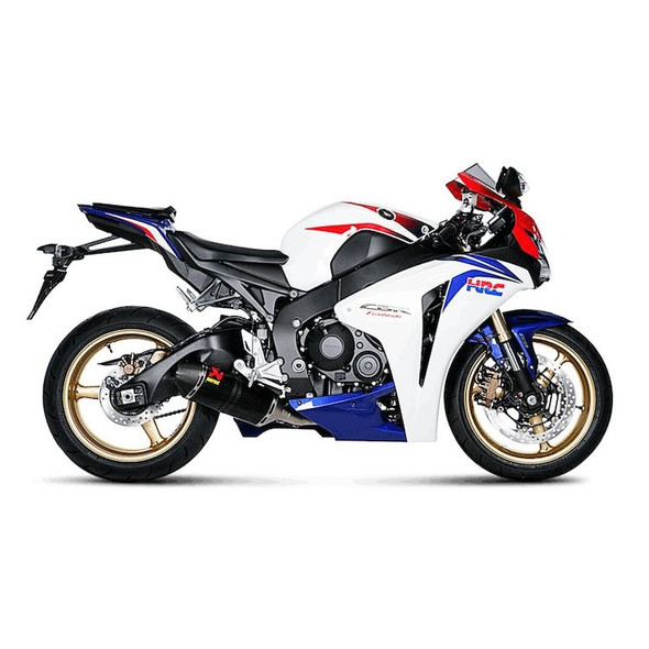 Akrapovic 12-16 Honda CBR 1000RR / 09-16 CBR 1000RR ABS - Racing Full Exhaust - Carbon Canister