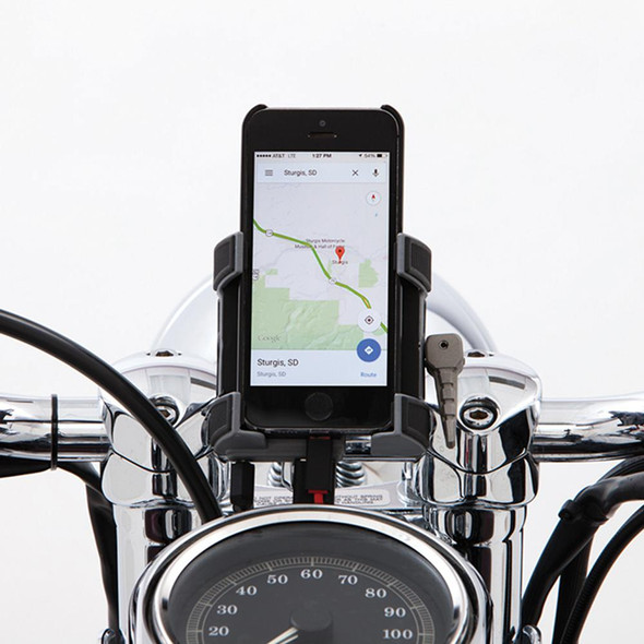 Ciro Smartphone/GPS Holder with Bar Mount