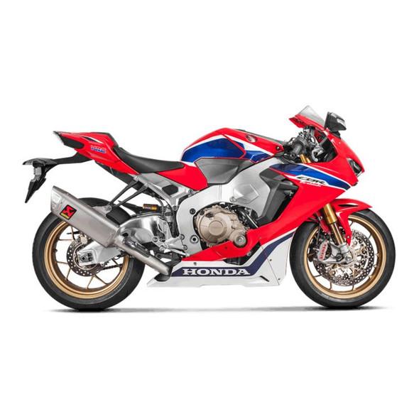 Akrapovic 17-19 Honda CBR 1000RR/SP/SP2 - Racing Full Exhaust - Titanium Canister