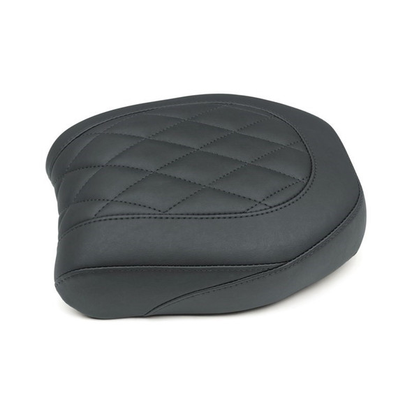 Mustang Wide Tripper Passenger Seat - 14-17 FXDF Dyna Fat Bob