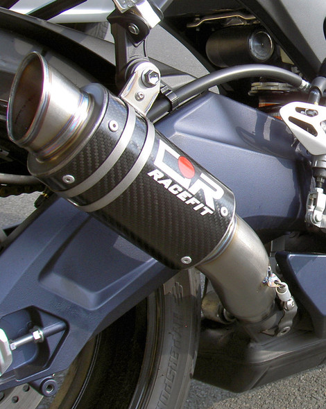 Racefit 11-19 Suzuki GSXR-600/750 Growler Slip-On Exhaust