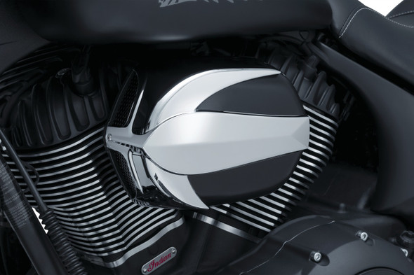 Kuryakyn Signature Series Vantage Air Cleaner - For Indian