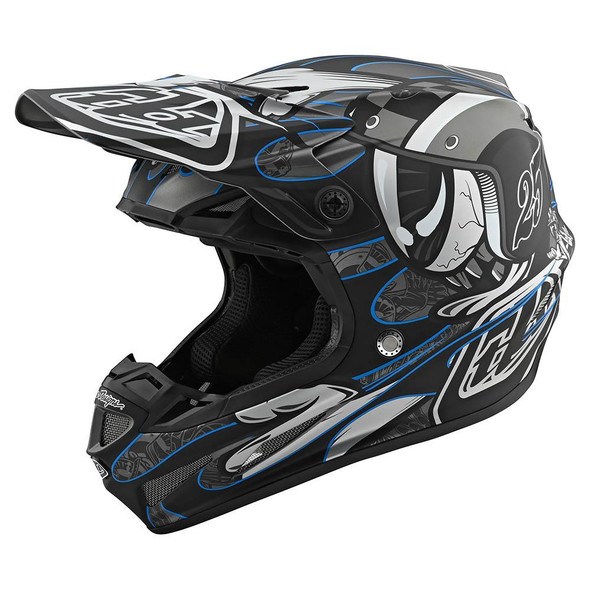 Troy Lee Designs SE4 Composite Helmet - Eyeball