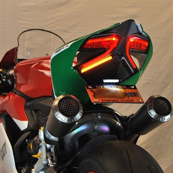 New Rage Cycles LED Fender Eliminator Kit - Ducati 899 / 959 / 1199 / 1299 Panigale