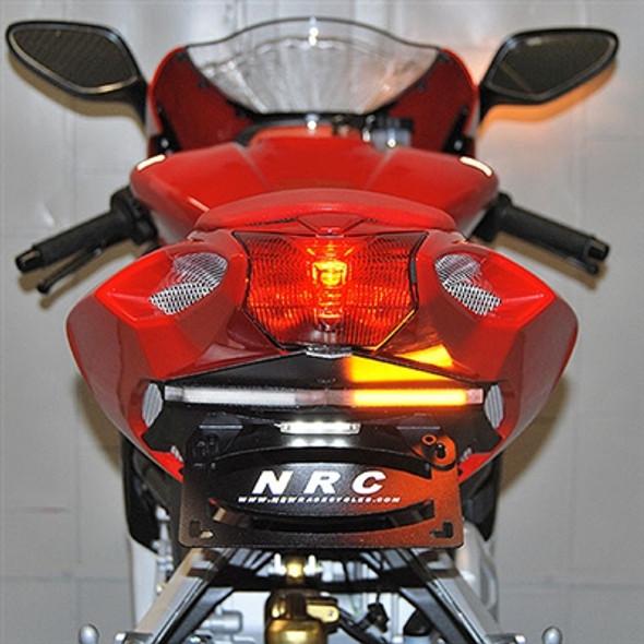 New Rage Cycles LED Fender Eliminator Kit- 12-15 MV Agusta F3 675 / 14-15 F3 800