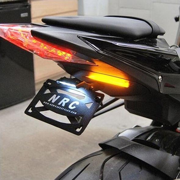 New Rage Cycles LED Fender Eliminator Kit - 09-14 BMW S1000RR / 14 S1000R