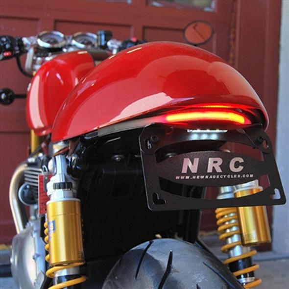 New Rage Cycles LED Fender Eliminator Kit - 16-18 Triumph Thruxton 1200/R
