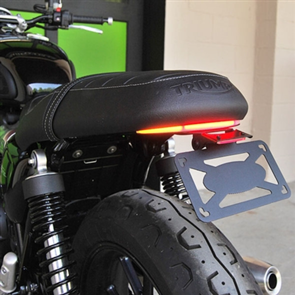 New Rage Cycles Fender Eliminator Kit - 16-18 Triumph Street Twin