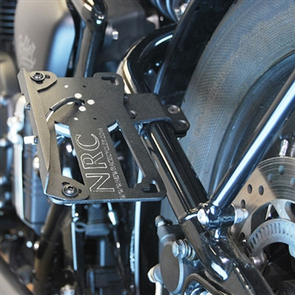 New Rage Cycles LED Fender Eliminator Kit - 17-20 Triumph Bobber