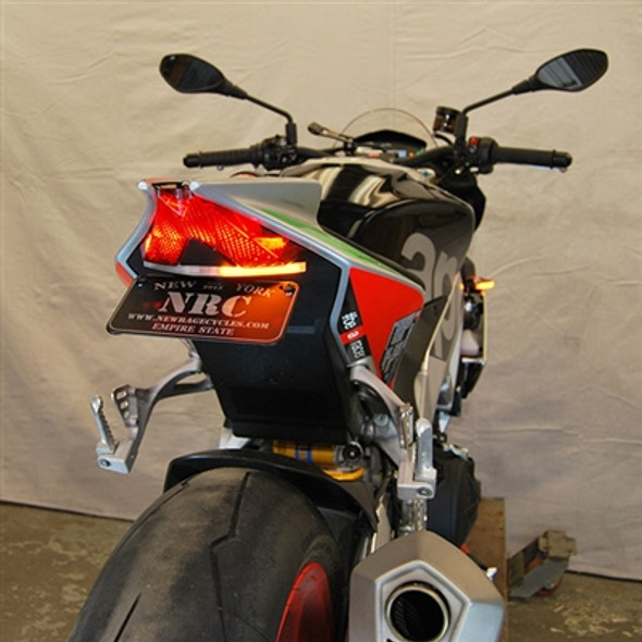 New Rage Cycles LED Fender Eliminator Kit -  09-19 Aprilia RSV4