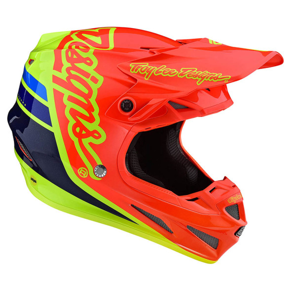 Troy Lee Designs SE4 Composite Helmet - Silhouette