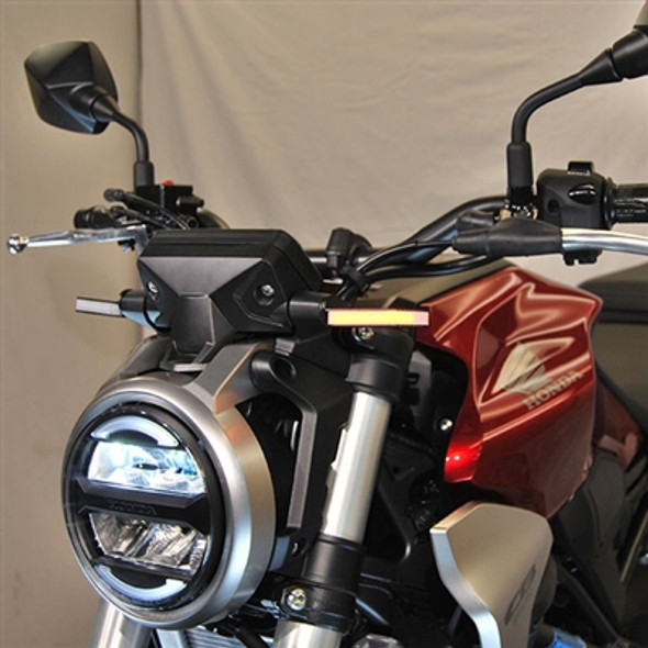 New Rage Cycles LED Front Turn Signals -19-20 Honda CB300R