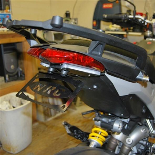 New Rage Cycles Fender Eliminator Bracket - Ducati Hypermotard 821/939