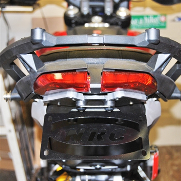 New Rage Cycles Fender Eliminator Bracket - Ducati Hypermotard 821/939
