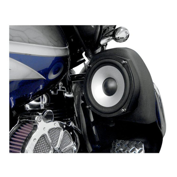 "Hogtunes FL-7W 7"" Woofer Kit for 98-13 Harley-Davidson Vented Lower Fairings"