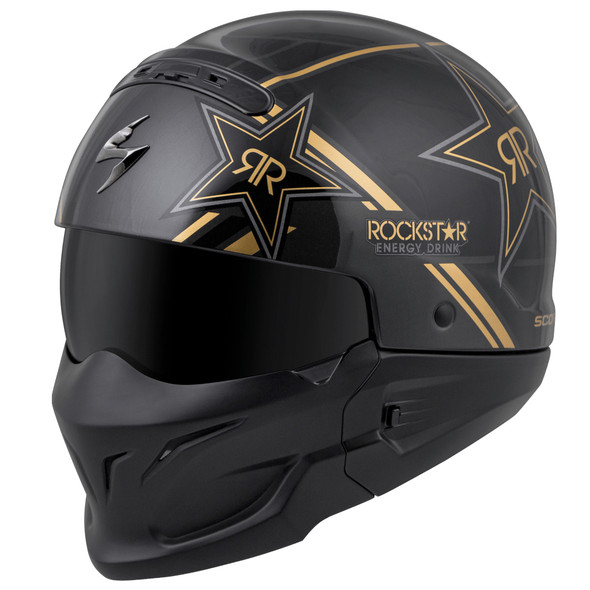 Scorpion Covert Rockstar Helmet