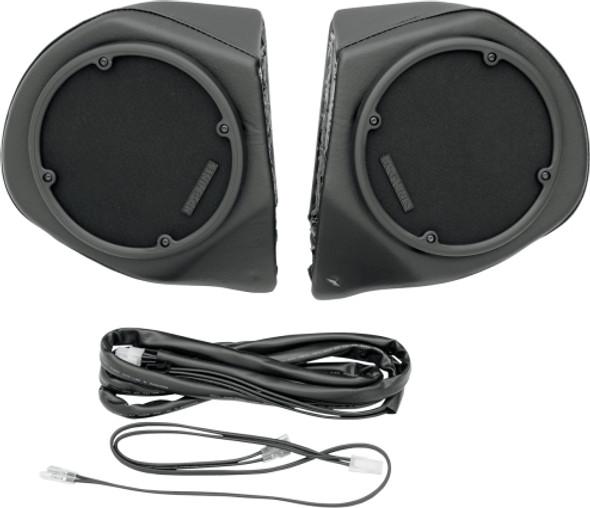 Hogtunes Rear Speaker Pod Shells only for 98-13 Harley-Davidson Models