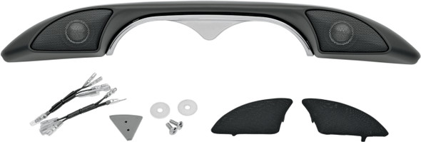 Hogtunes Tweeter Pod Speaker Dash Kit - 96-13 Harley-Davidson Models