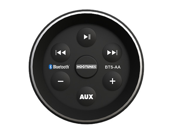 Hogtunes BTS-AA Wireless Bluetooth Receiver - 99-13 Harley-Davidson Touring Models
