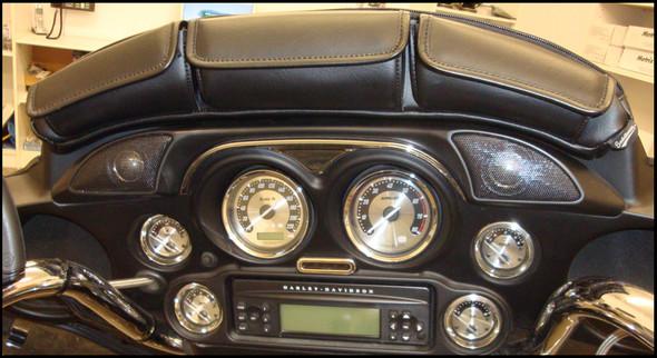 Hogtunes WS-Bag Windshield Bag - 13-18 Harley-Davidson Models