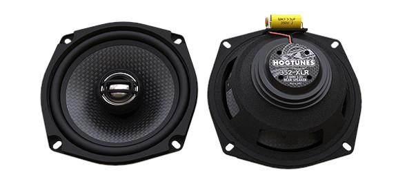 "Hogtunes 352-XLR 5.25"" Replacement Rear Speakers - 98-13 HD FLTR/FLHT Models"