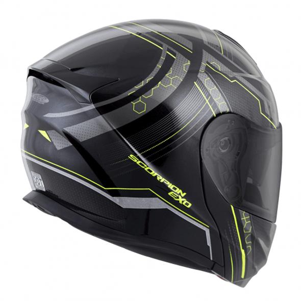 Scorpion EXO-GT920 Satellite Helmet