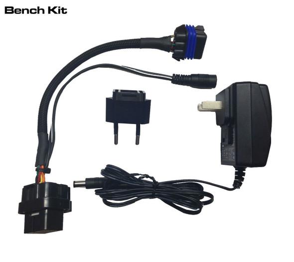 Flash Tune Bench-Side Tuning Kit - Kawasaki ZX6R/Z900