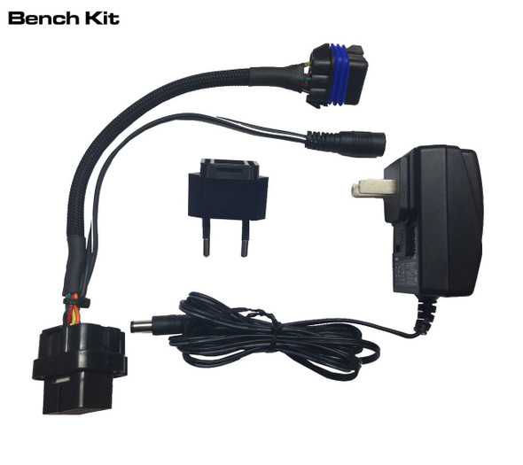 Flash Tune Bench-Side Tuning Kit -  2016-2019 Kawasaki ZX10