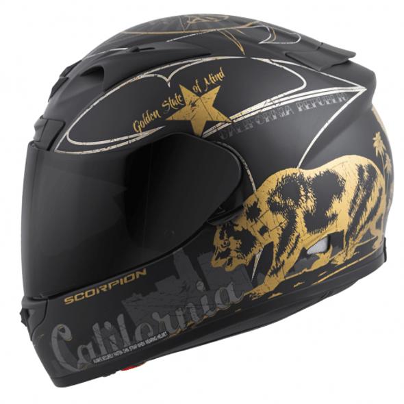 Scorpion EXO-R710 Golden State Helmet