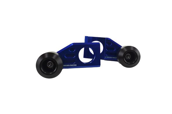Driven Racing Axle Block Sliders 01-10 Suzuki GSXR600/750/ 01-16 GSXR 1000/99-18 GSXR1300