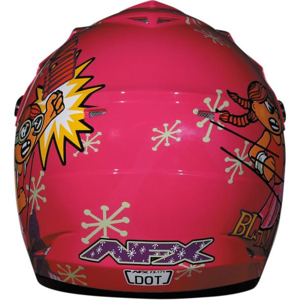 AFX Youth FX-17Y Helmet - Rocket