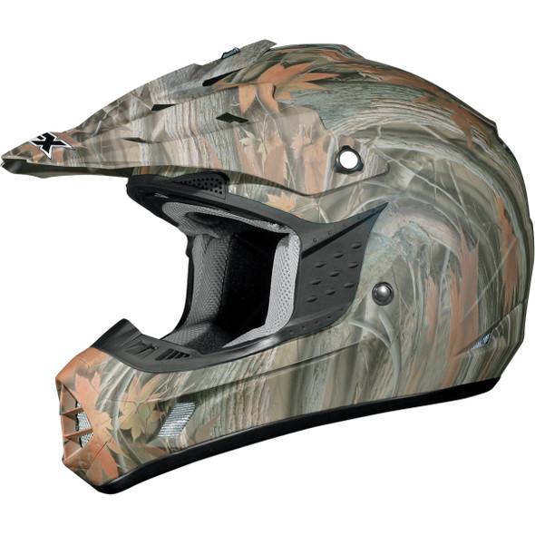 AFX Youth FX-17Y Helmet - Camo