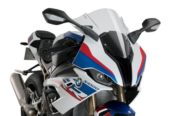 Puig Z-Racing Windscreen - 2020 BMW S1000RR
