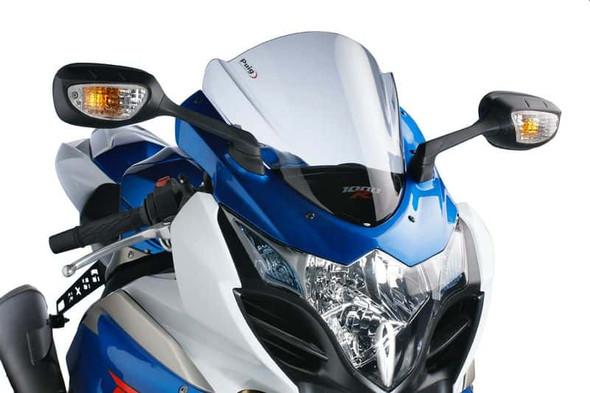 Puig Z-Racing Windscreen - 09-16 GSXR 1000