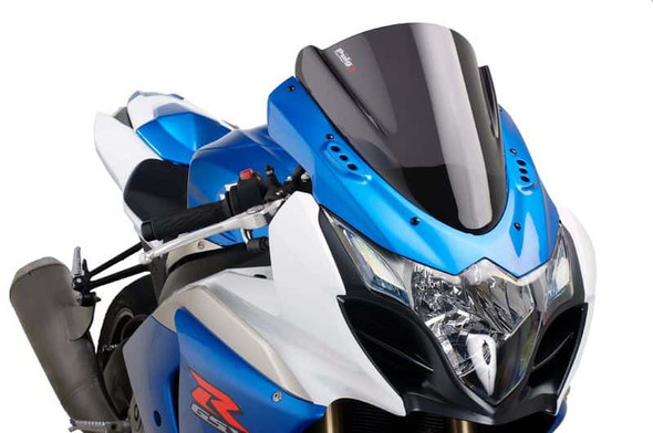 Puig Z-Racing Windscreen - 09-16 GSXR 1000